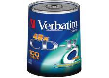 Scatola 100 cd-r datalife spindle 1x-52x 700mb serigrafato extra protection - Z09436