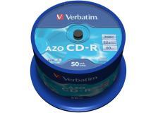 Scatola 50 cd-r datalifeplus spindle 1x-52x 700mb serigrafta crystal - Z09441