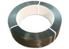 Regge in plastica 12x0,50mm in bobina da 1000mt ro-ma - Z09767