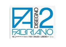 Album p.m. fabriano2 (240x330mm) 10fg 110gr quadretto 5mm - Z10101