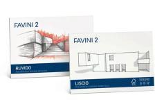 Album favini 2 24x33cm 110gr 20fg liscio - Z11907