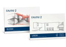 Album favini 2 24x33cm 110gr 20fg liscio squadrato - Z11908