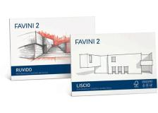 Album favini 2 33x48cm 110gr 10fg liscio - Z11910