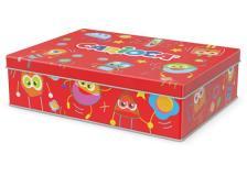 Scatola 100 pennarelli color kit colori assortiti carioca - Z11942