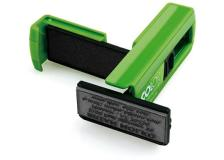 Timbro pocket stamp plus 30 verde 18x47mm autoinchiostrato colop - Z12533