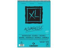 ALBUM XL AQUARELLE F.TO A4 300GR 30FG CANSON - Z12968