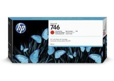 Cartuccia HP 746 (P2V81A) rosso cromatico - Z14239
