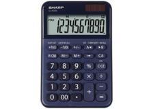 Calcolatrice da tavolo, EL M335 10 cifre, colore blu - Z14630
