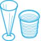 Bicchieri e bicchierini monouso