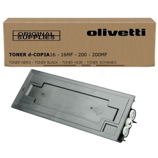 Toner Olivetti B0446 nero - 126938
