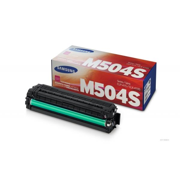 Toner Samsung CLT-M504S (SU292A) magenta - 140056