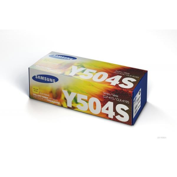 Toner Samsung CLT-Y504S (SU502A) giallo - 140062