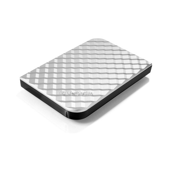 Hard Disk Store'n Go 3.0 Verbatim - 1 TB - argento - 53197