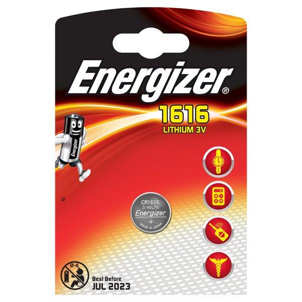 Pile Energizer Specialistiche  - CR1616 - E300163700