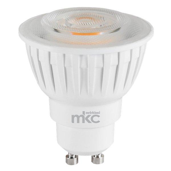 Faretto Led MKC 540 lumen bianco caldo - GU10 - 7,5W - 2700k - 499048093 - 160109