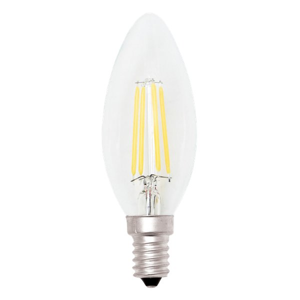 Lampadine Led MKC - calda - E14 - 4W - 430 - 3000K - 499048252