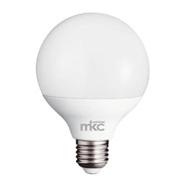Lampadina MKC Globo LED E27 1210 lumen bianco naturale - 499048043 - 160147