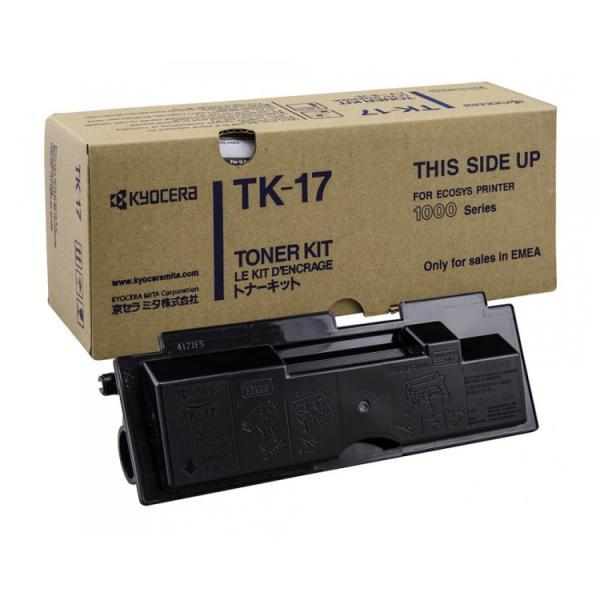 Toner Kyocera-Mita TK-17 (1T02BX0EU0) nero - 21800X