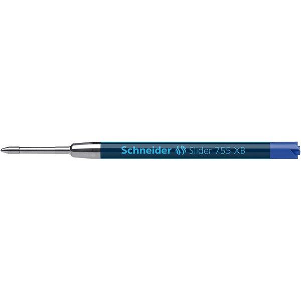 schneider slider rave xb  Refill penna Schneider Slider Rave - 175503 - Conf. 1 Pz ...