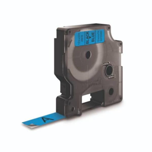 Nastro Dymo 12mm x 7m - 45016 (S0720560) nero-blu - 260369