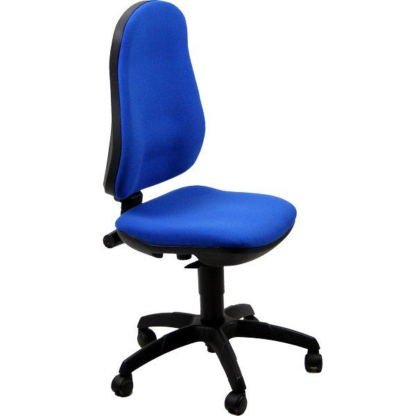 Unisit sedia ergonomica jazz supra c6 for Ufficio blu