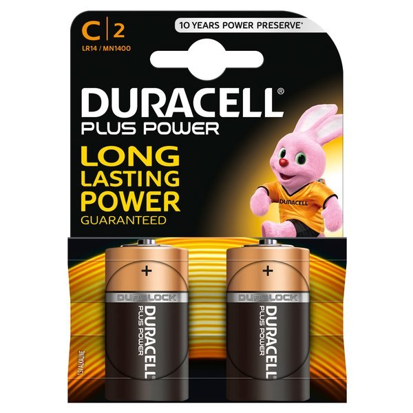 Duracell - MN1400B2