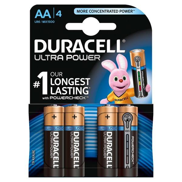 Duracell - DU1500B4