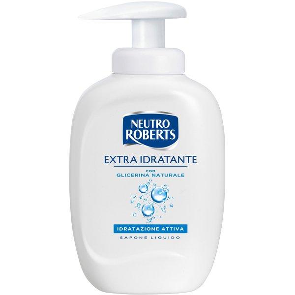 Neutro roberts extra idratante sapone liquido neutro roberts r905437 300 ml confezione - Sapone neutro per pulizie casa ...