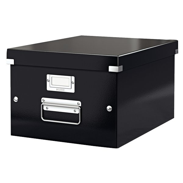 Scatole archivio click store leitz 42252x ufficio for Ufficio discount