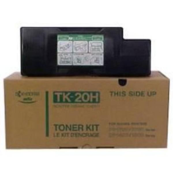 Toner Kyocera-Mita TK-20 H (37027020) nero - 520811