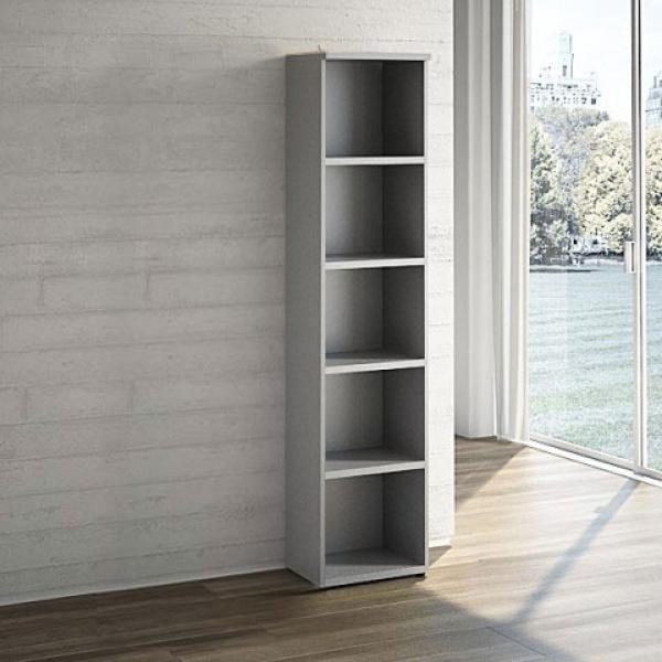 Linekit libreria caracas m1203x gr tipologia mobile - Mobile profondita 30 cm ...