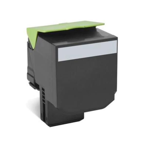 Ufficio Discount : Cartuccia toner lexmark 802xk 80c2xk0 nero originale conf. 1 pz