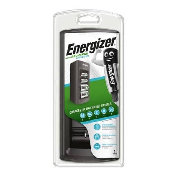 Caricabatterie Energizer Universal - E301335800- 715884