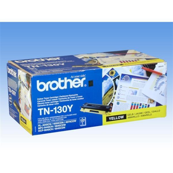 Toner Brother 130 (TN-130Y) giallo - 718570