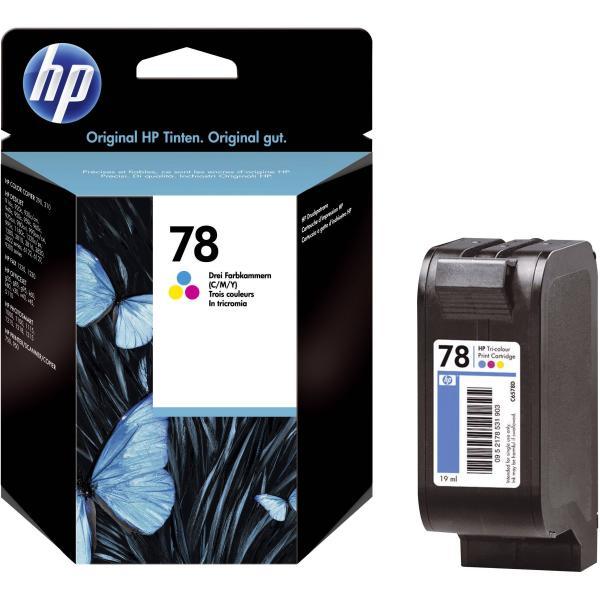 Cartuccia HP 78 (C6578D) 3 colori - 738951
