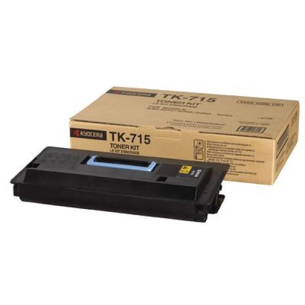 Toner Kyocera-Mita TK-715 (1T02GR0EU0) nero - 764790