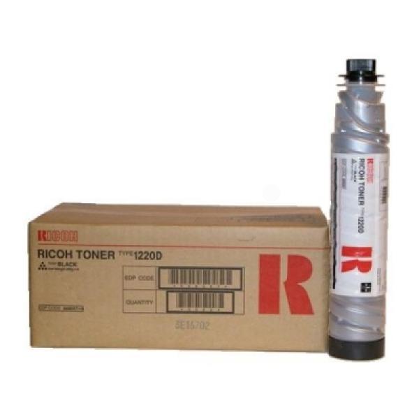 Toner Ricoh 1220D K117 (888087) nero - 779000