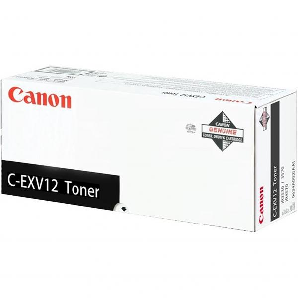 Toner Canon C-EXV12BK (9634A002AA) nero - 779953