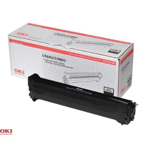 Ufficio Discount : Tamburo stampante oki 42918108 nero originale conf. 1 pz