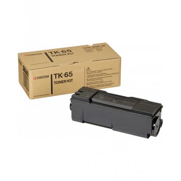 Toner Kyocera-Mita TK-65 (370QD0KX) nero - 814341