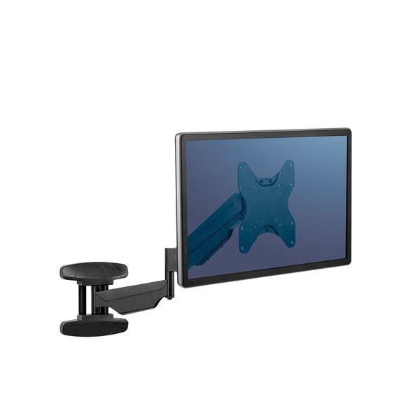 Braccio monitor singolo da muro Wall Mount Fellowes - 8043501
