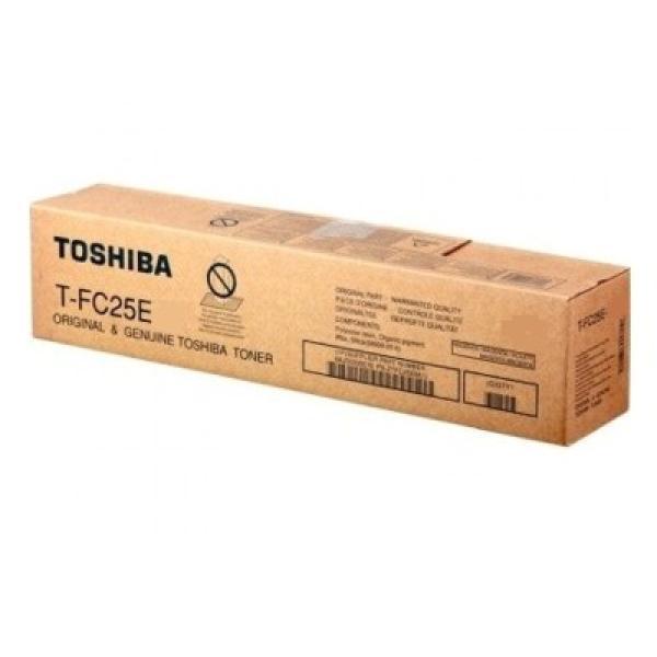 Toner Toshiba T-FC25E-C (6AJ00000072)ciano  - U00452