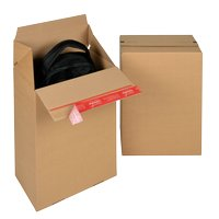 Scatole Euroboxes Colompac - M - 294×194×387 mm - CP154.302040 (conf.10)
