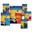 Pouches per plastificatrici Fellowes - 75 micron per lato - A4 - lucida - 5396205 (conf.25)