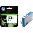 Cartuccia HP 364XL (CB323EE) ciano - 822986