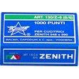 Punti metallici Zenith - 130/Z6 (6/6) - 130/Z6 (conf.10x1000)