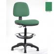 Seduta Tecnica Sofia B Disegnatore Verde - D01236