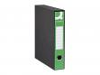 Registratore commerciale Q-connect con custodia dorso 5 cm verde conf. 8 pezzi - 0201990/QM.VE - P00482