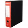 Raccoglitore Essential Esselte - meccanismo a leva - 8 cm - Commerciale - rosso - 2 - meccanismo a leva - 390773160