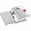 Durable SWINGCLIP 2260-03SING